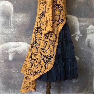 Fashion Nova Dresses - High-Low Lace Dress